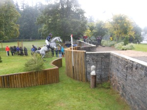 The Castle Wall and Cannon
